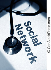 Stethoscope and Social Network