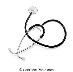 stethoscope heart health care medicine tool