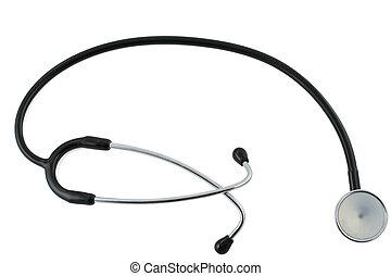 stethoscope isolated on white #2 - stethoscope isolated on ...