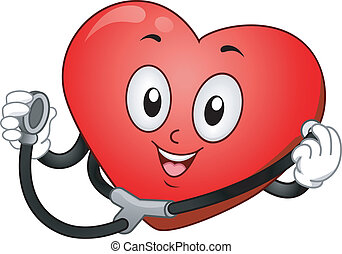Stethoscope Mascot