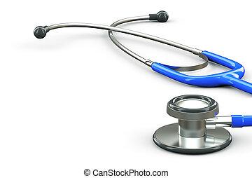 stetoskop, 3d
