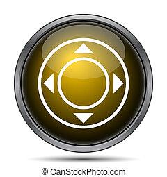 steuerknüppel, ikone