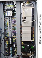 steuerung, elektronik, systeme