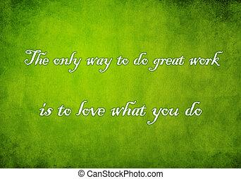 steve, noteren, banen, het motiveren, inspiratie