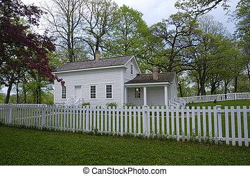 Stevens House at Minnehaha Park