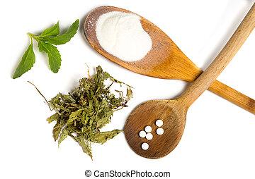 stevia, odizolowany