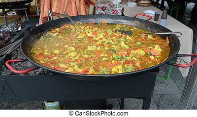 stew food diet vegetable - Healthy diet food vegetable stew...