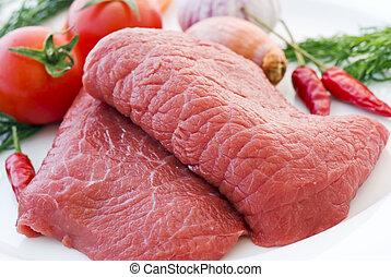 stewing, bistecca