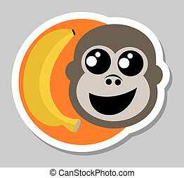 Stick monkey - Creative design of stick monkey