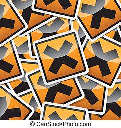 sticker-danger-symbols
