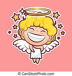 Sticker emoji emoticon