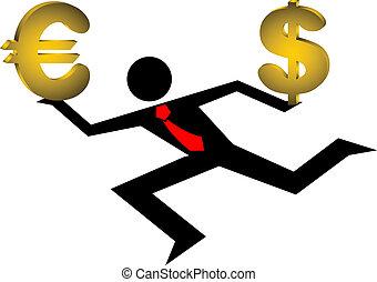 Sticker money