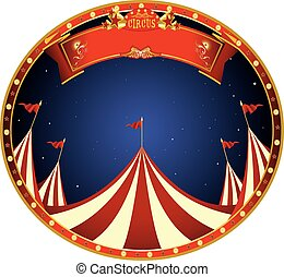 Sticker night circus