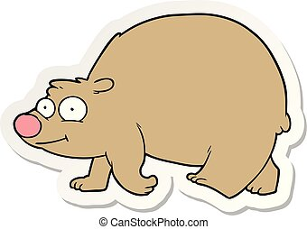 Walking bear Clipart and Stock Illustrations. 3,751 ...