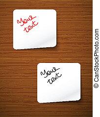Sticker set. Vector illustration. Eps 10.