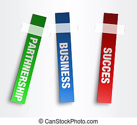 stickers of business