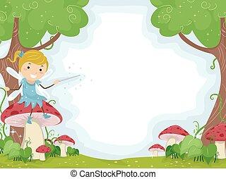 Stickman Fairy