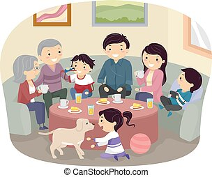 Stickman Family Gathering