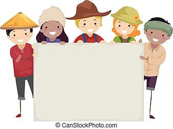 Stickman Farmers Board