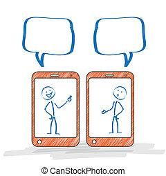 Stickman Smartphone Discussion