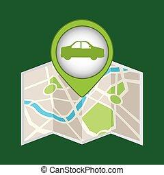 Auto, diagramm- stift, ikone. Diagramm- stift, 10, auto,... EPS ...