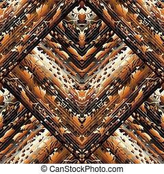 stil, abstrakt, pattern., seamless, kamouflage, geome, blommig, randig