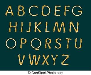 stil, alphabet., feuerwerk, langer, karikatur, aussetzung
