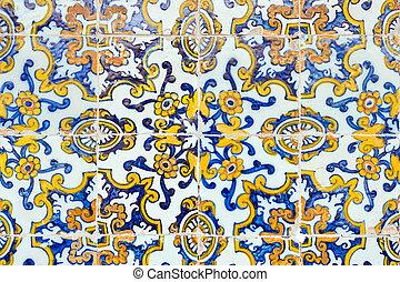 weinlese stil keramische fliesen spanischer stil
