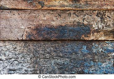 stile, grunge, assi, forma, legno, fondo, vecchio