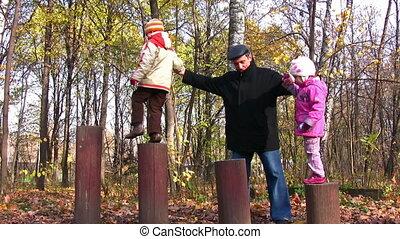 stiles, odegrajcie park, senior, dzieci