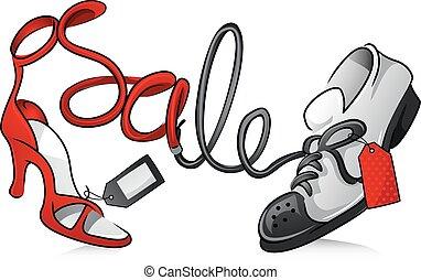 Stiletto Sneaker Shoe Sale