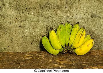 Still Life - Bananas