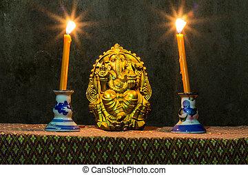 Still Life - Lord Ganesh