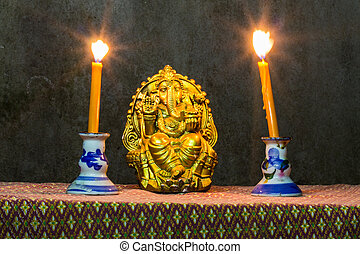 Still Life - Lord Ganesh