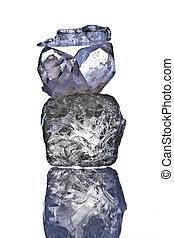 crystalline rock