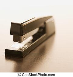 Still life of stapler.