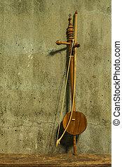 Still Life saloa - Thai musical instrument