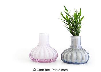 Still life vases