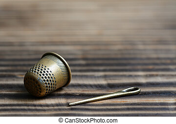 Still Life with a thimble