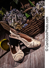 Still Life With Shoes
