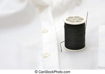 still life with thread