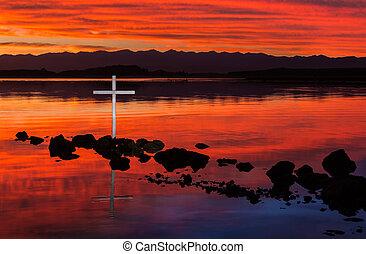Still River Waters Cross
