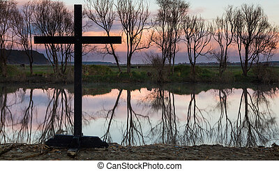 Still Waters Cross