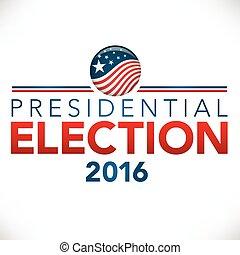 stimme, oder, abstimmung, kampagne, wahl, stift, taste,...