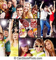 stimmung, von, party