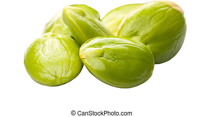 Stink Bean Or Parkia Speciosa - Stink bean or scientific ...