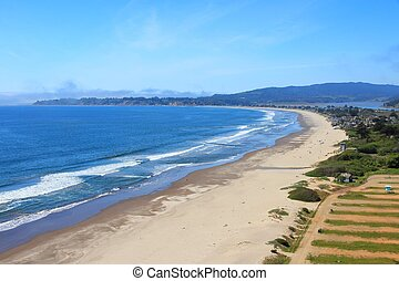 Stinson Beach, California - California, United States - ...