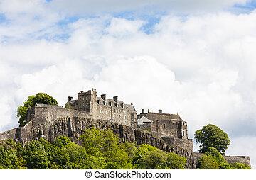 stirling, スコットランド, stirlingshire, 城