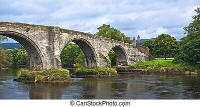 Stirling Bridge, Scotland