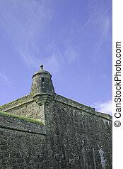 Stirling Castle in Scotland
